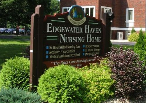 Edgewater Haven Nursing Home Wood County Wisconsin